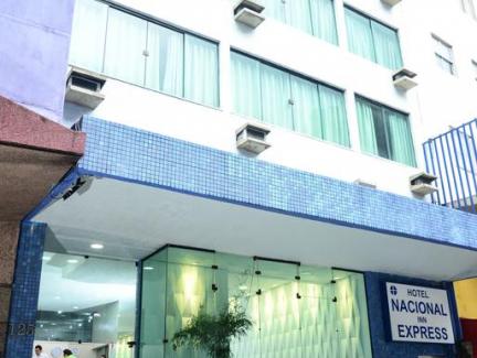 Conheça Hotel Nacional Inn São Paulo