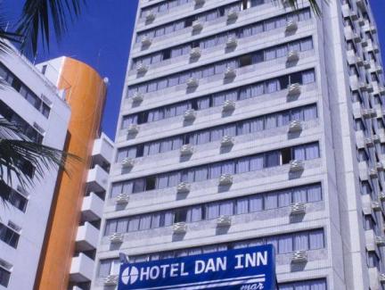 Conheça Hotel Dan Inn Mar Recife